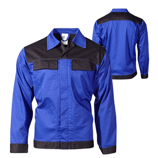 "JAB-MDStretch-KOB Bundjacke ""MD-Stretch"" Kornblau/Schwarz"