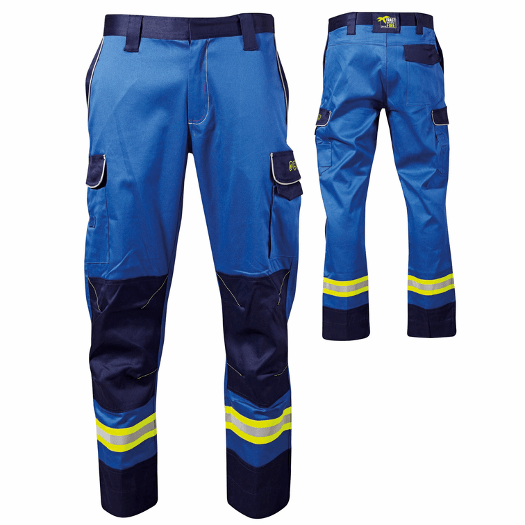 "Bundhose ""XTRAST"" FIRE Stretch KOB"